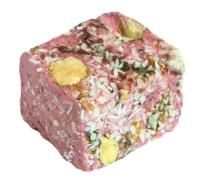 Экодесерт Жемчужина Крыма десерт с лепестками роз
