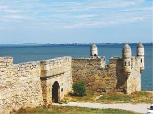 Крепость Эни-Кале