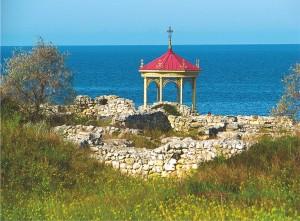 Место Базилики Севастополь