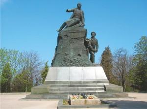Памятник Корнилову Севастополь
