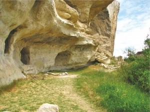 Пещеры Качи-Кальона Бахчисарай