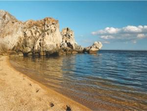 Пляж в Мысовом