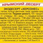 ХЕРСОНЕС_состав от 10.05.18