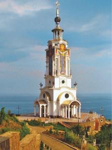 Храм св. Николая Малореченское