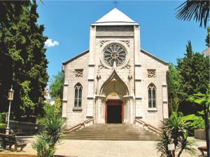 Римско-Католический Костел Ялта