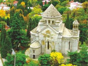 Церковь св. Рипсиме Ялта